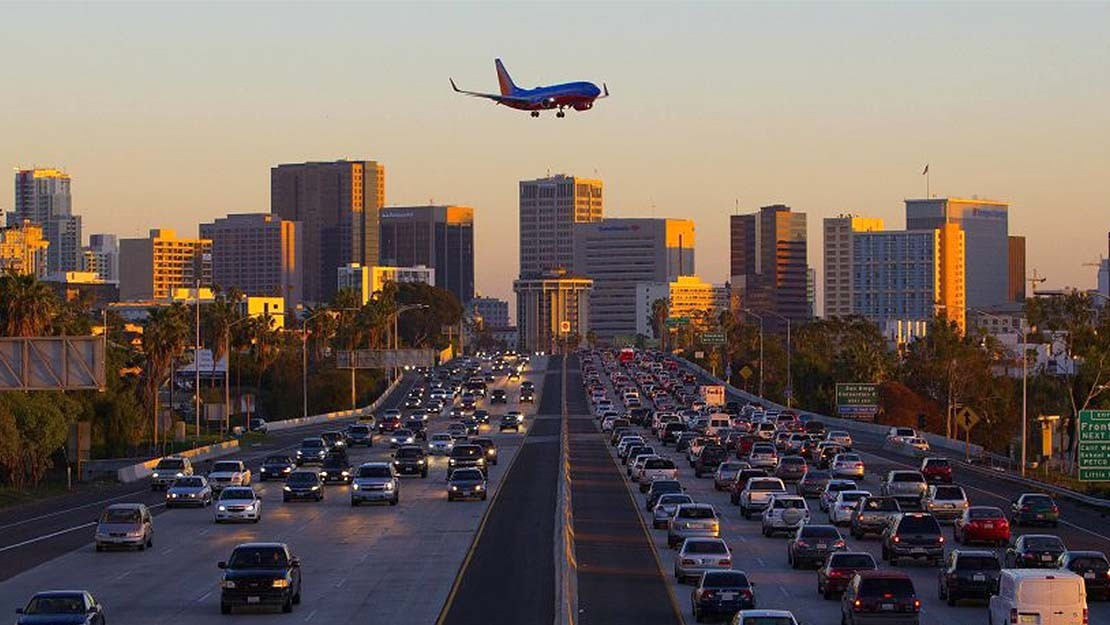 New Start-up Wants to Fly Southern California Commuters Over Gridlock Traffic