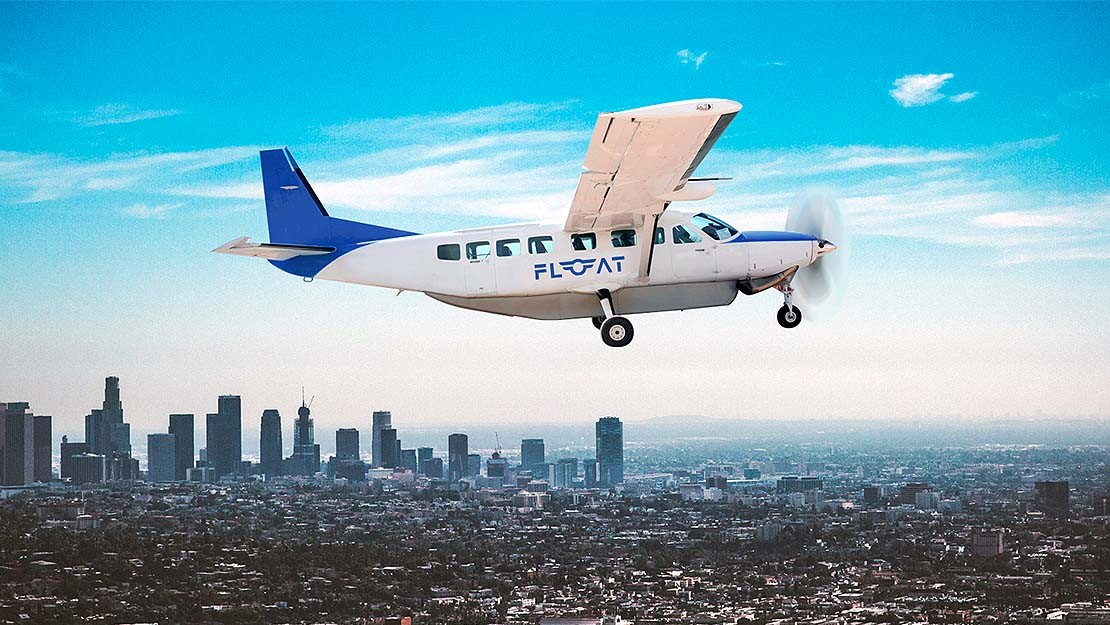 This New Air Taxi Startup Wants to Help SoCal Commuters Bypass LA's Infamous Traffic